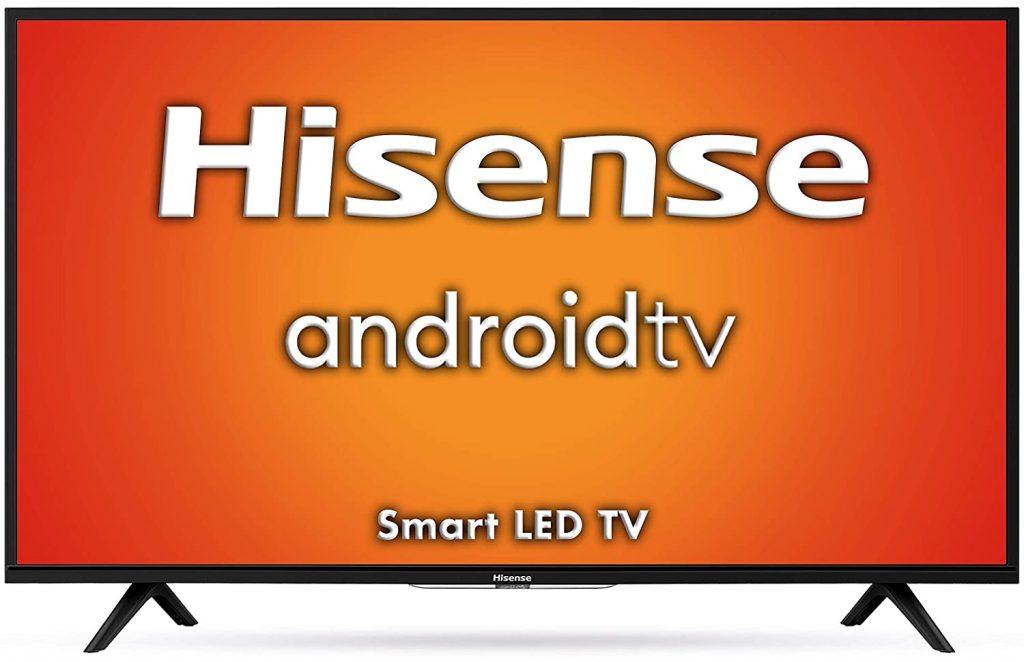 Hisense 43 Inch Smart Android LED TV