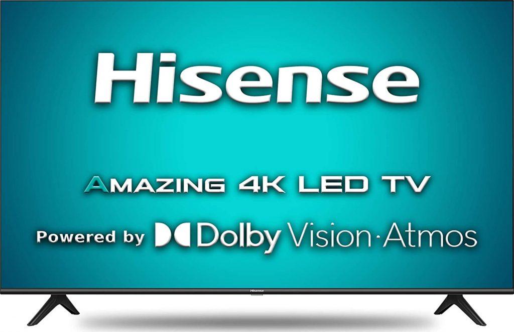 Hisense 50 Inch 4K Ultra HD Smart Android TV