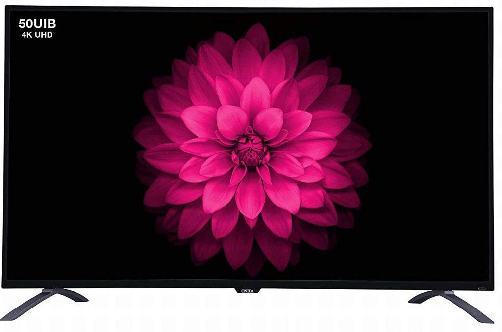 Onida 50 Inch 4K UHD Smart TV