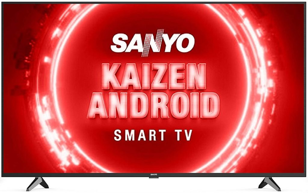 Sanyo 50 Inch 4K Ultra HD Android LED TV