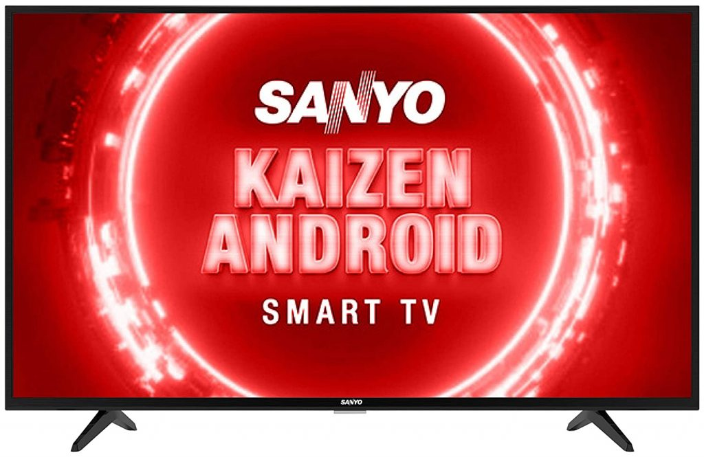 Sanyo Kaizen 43 Inch 4k Android TV