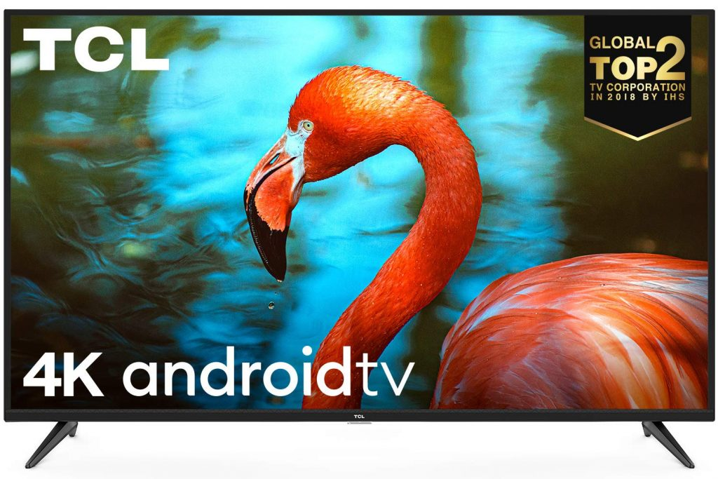 TCL 43 Inch 4K Android Smart LED TV
