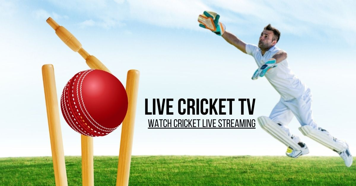 Live Cricket Match Streaming